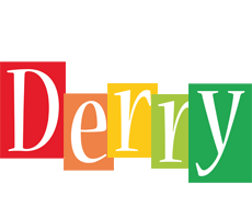 Derry colors logo