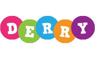 Derry friends logo