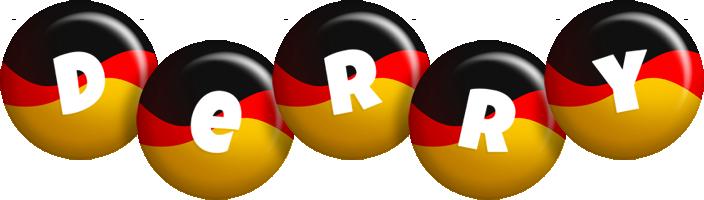 Derry german logo