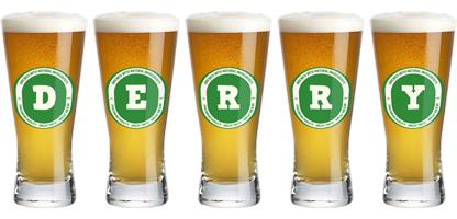 Derry lager logo