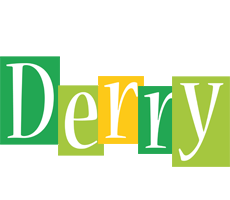 Derry lemonade logo