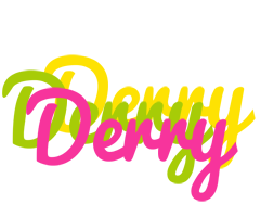 Derry sweets logo