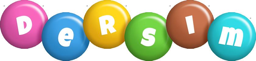 Dersim candy logo