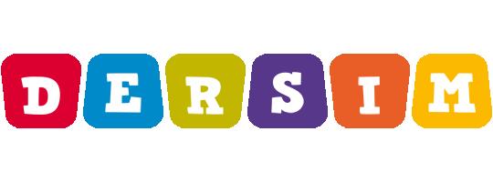 Dersim daycare logo