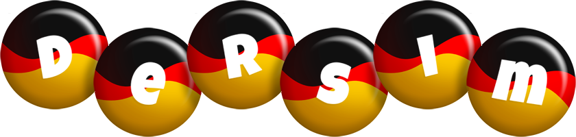 Dersim german logo