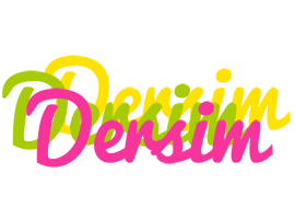 Dersim sweets logo