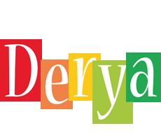 Derya colors logo