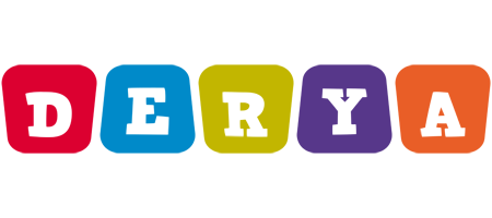 Derya daycare logo