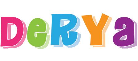 Derya friday logo