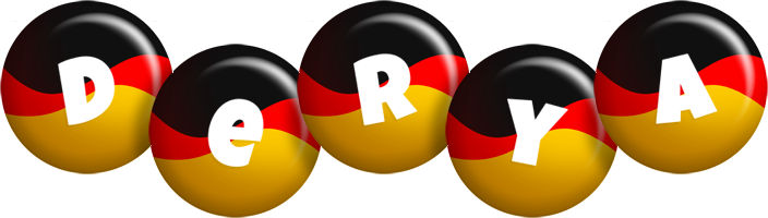 Derya german logo