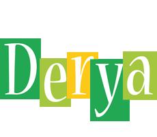 Derya lemonade logo
