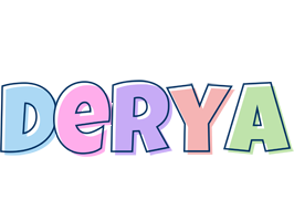 Derya pastel logo