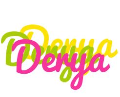 Derya sweets logo