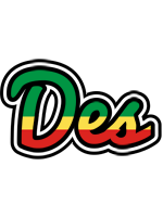 Des african logo