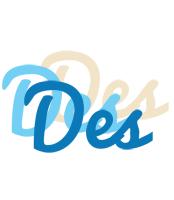 Des breeze logo