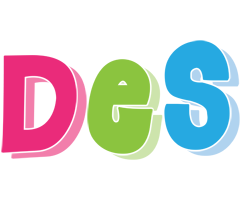 Des friday logo