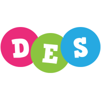 Des friends logo