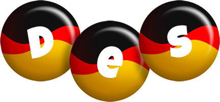 Des german logo