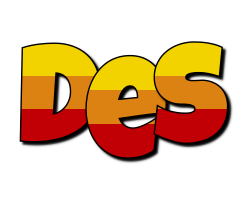Des jungle logo