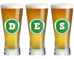 Des lager logo