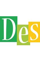 Des lemonade logo