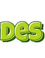 Des summer logo