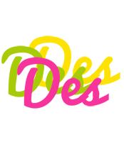 Des sweets logo