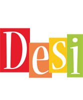 Desi colors logo