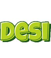 Desi summer logo