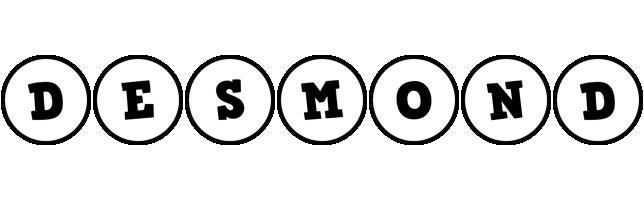 Desmond handy logo