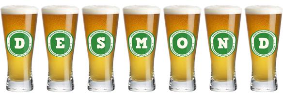 Desmond lager logo