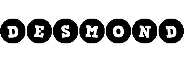 Desmond tools logo
