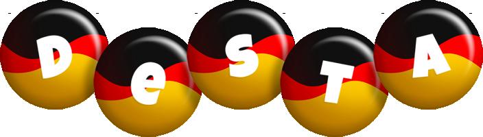 Desta german logo