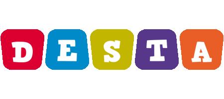 Desta kiddo logo