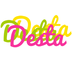 Desta sweets logo