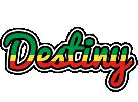 Destiny african logo