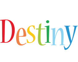 Destiny birthday logo