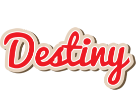 Destiny chocolate logo