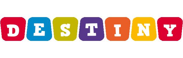 Destiny daycare logo