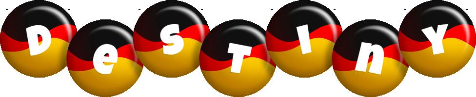 Destiny german logo