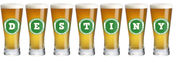 Destiny lager logo