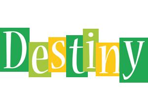 Destiny lemonade logo