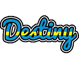 Destiny sweden logo