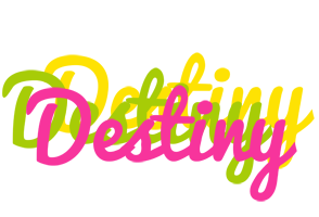 Destiny sweets logo