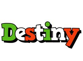 Destiny venezia logo