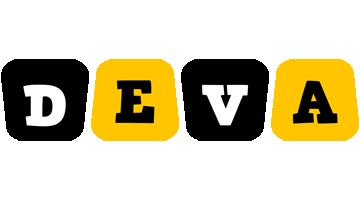 Deva boots logo