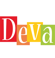 Deva colors logo
