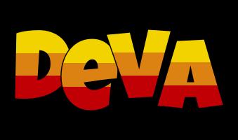 Deva jungle logo