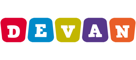 Devan daycare logo