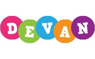 Devan friends logo